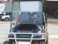 CUSTOM GOLF CARTS TO MAKE YOU SMILE. WE OFFER THE CLUB