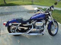 This is the Custom Low model of the 2006 Harley