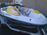 2006 Seadoo Sportster for auction here. Its a wonderful