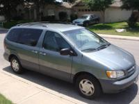 2000 Toyota Sienna Van, overall in very good condition,