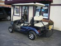 2007 YAMAHA Drive Gas Golf Cart. This cart is freshly