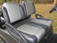 For Sale Custom Golf Cart with .... New Coating Process