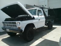 Selling this restored Classic 1969 Workhorse Ford F250