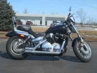 2004 HONDA VTX1300, Black, www.roadtrackandtrail.com we
