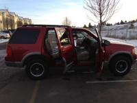 I Have a 2002 Ford Explorer XLT 4 wheel Drive V6 105k