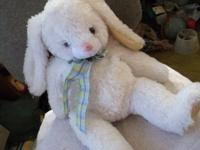 I have 4- Cuddle Plush Bunny for sale at $13 EACH New,