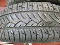 I HAVE 4 ALMOST NEW FUZION TIRES WORTH OVER 600.DO UR