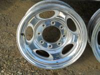 These rims came off my 2001 Ford F-250 Super Duty