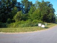 0.77 acre cul-de-sac lot located in a newly-established