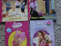 4 chapter Barbie books. $1 for all Jen 866-2738