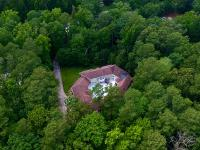 Discover a private compound with a 5,000 square foot