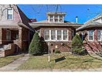 Beautiful brick bungalow in Chicago's East Side.