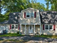 Extra Large Rooms In This Charming Updated Home. Large
