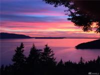 Unobstructed Chuckanut Bay and San Juan Island views