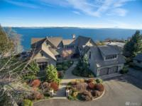 Magnificent 10-acre waterfront country estate! The