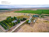 80 acre working ranch located between Ft Collins &