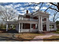 The Marsh-McBride home is one of the finest remaining
