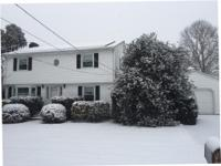 Very well maintained 4 bed 1 1/2 bath colonial home in