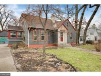 Great 2 story on a double lot in a prime location!