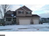 Spacious two story home close to Blackberry Golf Club.