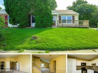 Awesome property available - home has 3 br 1.5 bath,