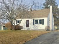 Remodeled 4 bedroom 1 bath cape with new siding, newer