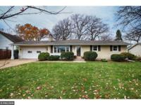 Spacious rambler - Edina Schools - 4BR, 3BA - Huge