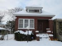 Single family home sold as-is and ready for a new