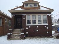 Beautiful brick bungalow located in the Chicago Lawn