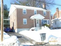 Brick colonial with 8 rooms, 4 bedrooms, 1.1 Baths