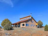 Passive solar custom-designed stucco home--2204 SF,