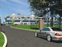 New Waterfront Gated Community With Eight Luxury Town