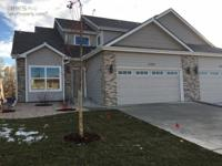 New West Greeley Maintenance Free Living. 1/2 duplex