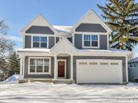 Brand new home by long-time, wheaton custom home