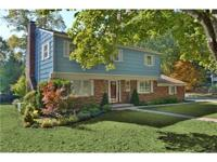 """Beautifully maintained """" model home"""" colonial with many"""