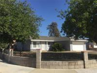 Super corner lot Montclair location. Four spacious