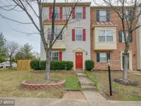 Spacious 4 bedroom 2.5 bath end unit in south Stafford.