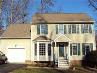 Beautiful 4 bedroom Colonial on corner lot. Formal