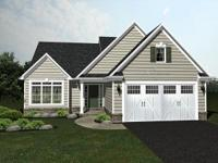 Custom Home on Private Lot offers Style, Comfort &