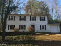 Two story, 4 bed, 2.5 bath colonial in the hickory