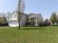 Cul-De-Sac location in Longmeadow Estates. Light,