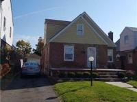 Beautiful Full Brick One Family With 4 Bedrooms In A