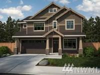 Fabulous New Construction in Marysville area. The 2452
