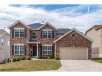 Motivated Sellers! 3 year new Beautiful 2 story located