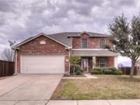 Gorgeous Centex home on over-sized lot with HUGE