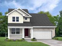 The very popular Drees Saxon with large front porch and