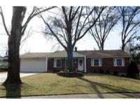Step inside this 4 bedroom ranch home in Chesterfield