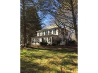 Large wooded lot. Home in need of many repairs. Short