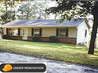 Active: Fully renovated rancher on 1 acre in a quiet