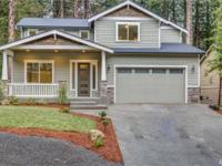Absolutely stunning brand new luxury craftsman-style